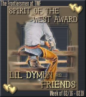 Frontiersmen Team Spirit Award